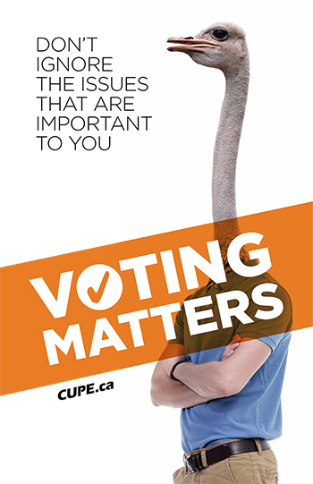 Voting matters: Don't ignore the issues that are important to you