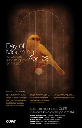 Day of Mourning 2015