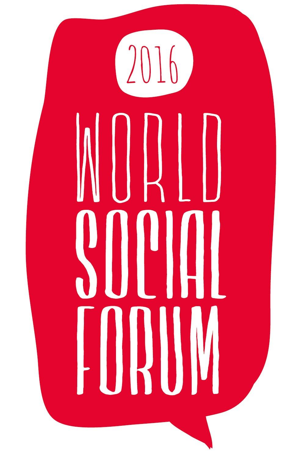 World social forum  logo