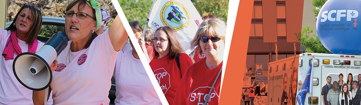 Mobilizing for public health care – CUPE's 2015 health care highlights