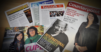 CUPE Publications