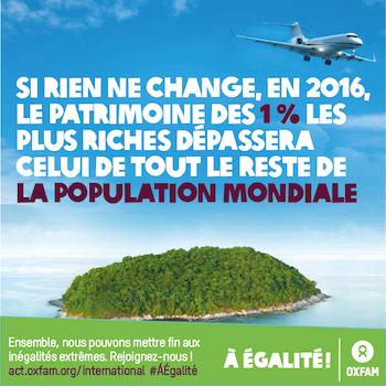 rapport oxfam inegalites