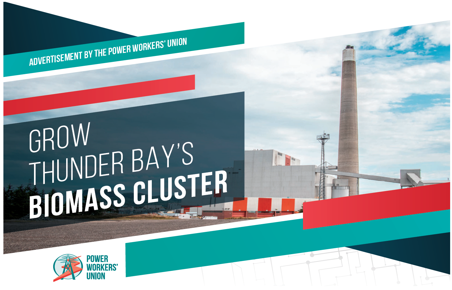GROW THUNDER BAY'S BIOMASS CLUSTER