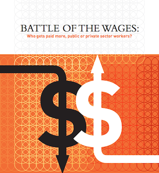 Battle of the Wages report