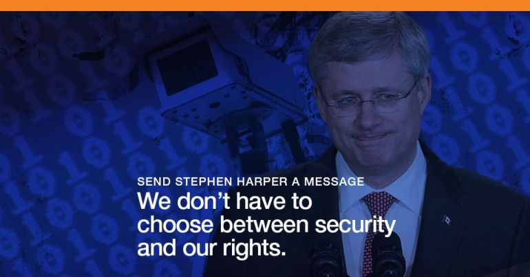 C-51 NDP Petition