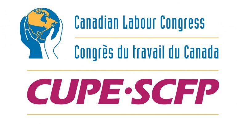 CUPE CLC Logo