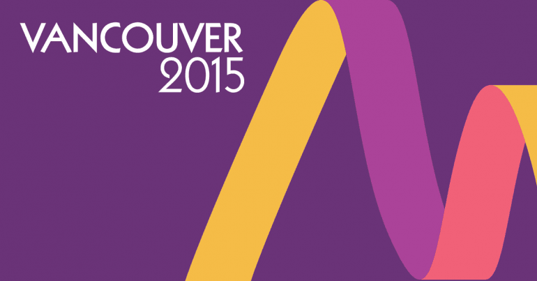 Convention Vancouver 2015 banner