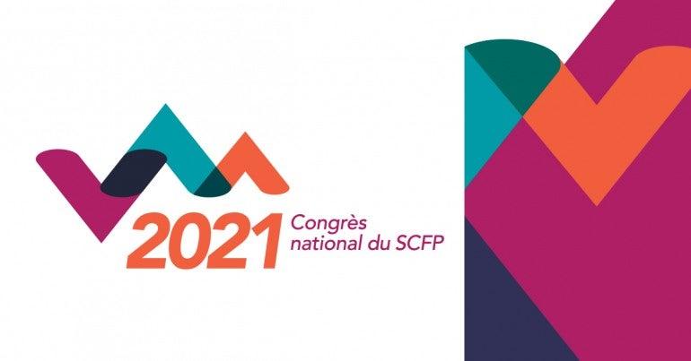 Congres national du SCFP 2021