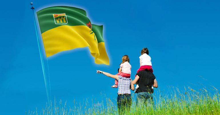 Own it! Saskatchewan belongs to everyone