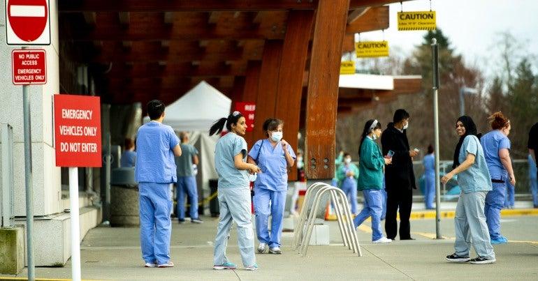 Surrey Hospital, April 2, Joshua Berson Photography