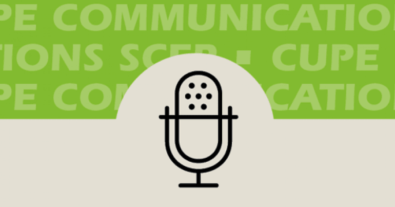 Banner: Resources for communicators