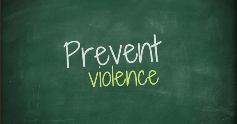 Violence Prevention Guidelines