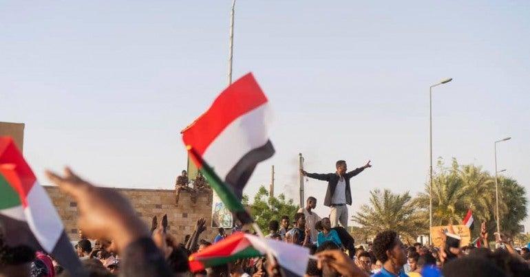 Statement Sudan solidarity