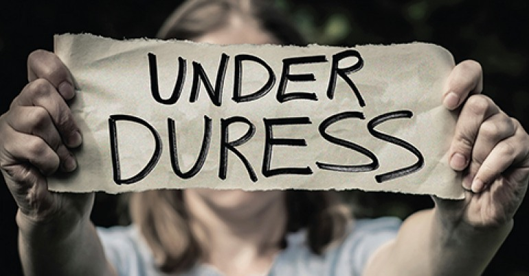 Under Duress: The intensification of clerical work in B.C. schools