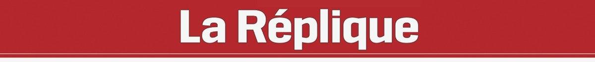 Bannière La Réplique