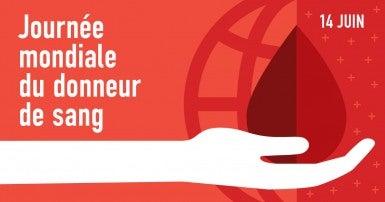 Profitez de la Journée mondiale du donneur de sang pour agir