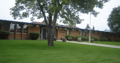 Caroline Robbins Community School. Wikimedia