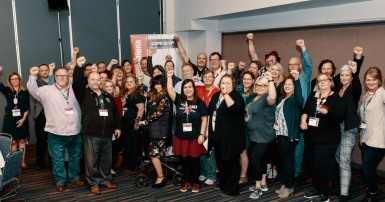 Communications awards winners 2019