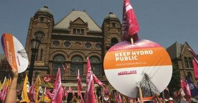 Keep Hydro Public