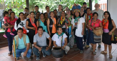 Global Justice Colombia 2018