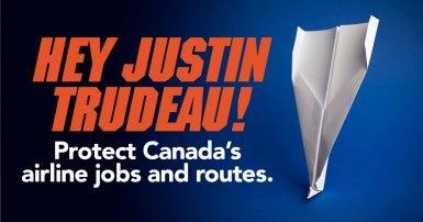 Hey, Justin Trudeau!