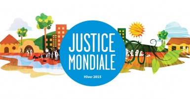 Justice Mondiale Hiver 2015