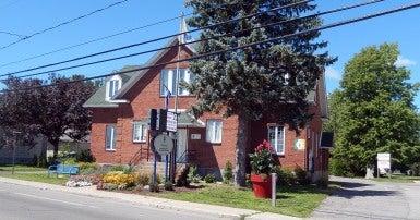 Mairie de Saint-Sulpice Québec