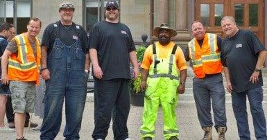 CUPE 108 municipal workers, Halifax Regional Municipality