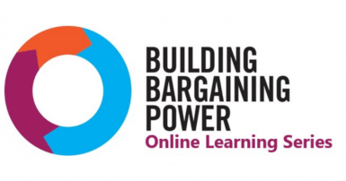 Building bargaining power
