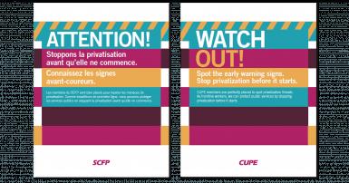 Guide : Les signes avant coureurs de la privatisation