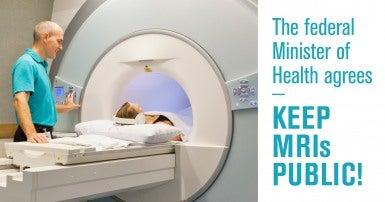 Keep MRIs public