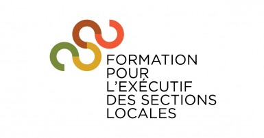 Formation pour l'exécutif des sections locales