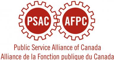 PSAC-AFPC Logo