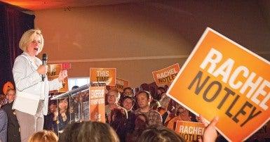 NDP Rachel Alberta Win