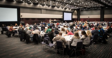 Convention 2019 Sector meetings