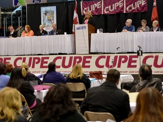 2015 CUPE Manitoba Convention