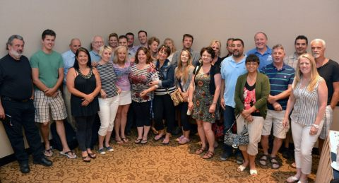 CUPE 873 welcomes new members who recently voted to join CUPE.