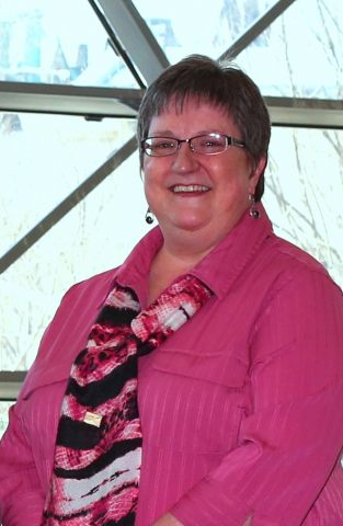 Susan Kearsey, Second Vice President of CUPE 1615 at Memorial University in St. John's.