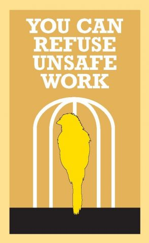 Refusing unsafe work: A step by step guide | Canadian Union