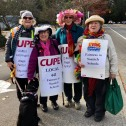 CUPE 441 Raging Grannies on the line for wage parity