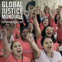 Pages from the 2020 Global Justice Calendar