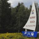 Entrance to Murray Beach Provincial Park