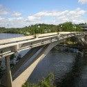 Faryon Bridge, Trent University, Wikipedia Commons
