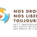 Journée des droits de la personne