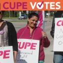 Good Jobs: CUPE votes