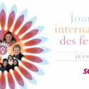 Le SCFP souligne la Journée internationale des femmes