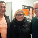 Wab kinew, Kelly Moist and Greg Selinger