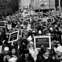 Rally for NSTU teachers at the Nova Scotia Legislature
