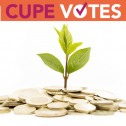 Pensions: CUPE votes