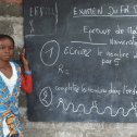 Judith teaches at a school in Equateur province, Democratic Republic of the Congo. Credit: Oxfam.